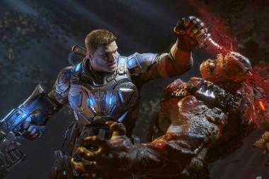 Gears of War 4 יכלול מסך מפוצל בכל מצבי המשחק