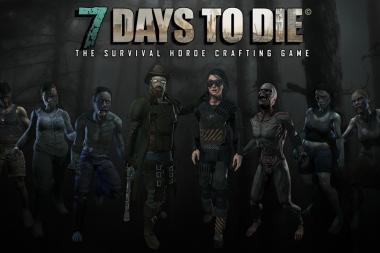 משחק ההישרדות 7Days to Die מגיע בקיץ ל-PS4 ו-Xbox One