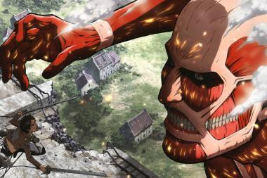 Attack On Titan מגיע למערב