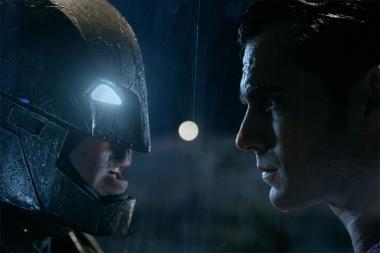 בואו תראו את באטמן נגד סופרמן - לפני ואחרי האפקטים