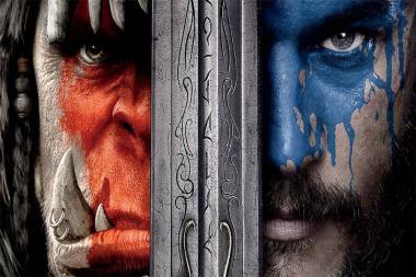 בואו תראו את הטריילר החדש לסרט של Warcraft
