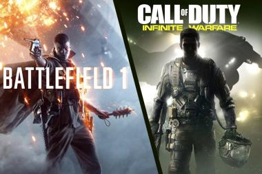 Infinity Ward משבחת את DICE על Battlefield 1