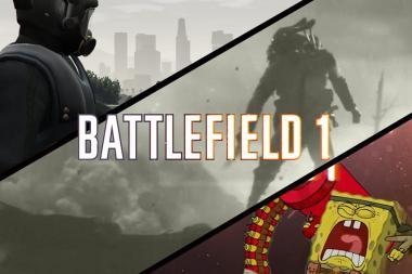 צפו בפארודיות לטריילר של Battlefield 1