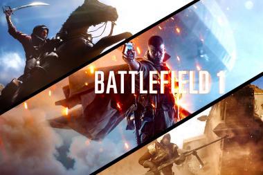 טריילר ההשקה של Battlefield 1 הוא הסרטון האהוב ביותר ביוטיוב
