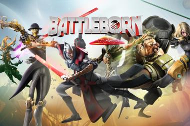 ביקורת - Battleborn