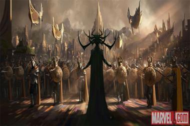 רשימת השחקנים לסרט Thor: Ragnarok נחשפת