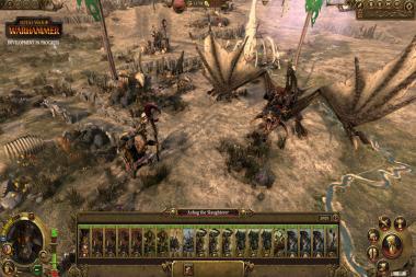 ביקורת - Total War: Warhammer