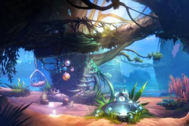 Ori and the Blind Forest יקבל השקה פיזית