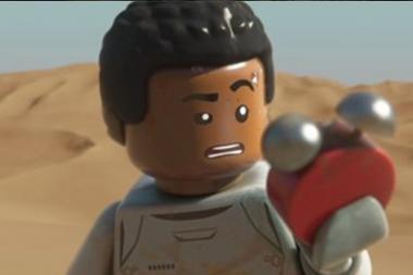 LEGO Star Wars: The Force Awakens מקבל טריילר חדש