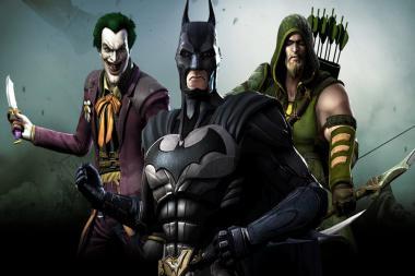 האם Injustice 2 נמצא בפיתוח?
