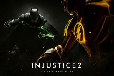 Injustice 2 נחשף באופן רשמי