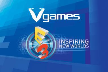 Vgames מודה לכם על כך שהצטרפתם אלינו לסיקור E3