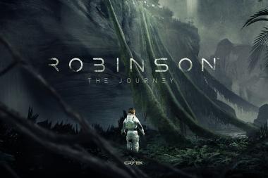 הכירו את Robinson: The Journey, משחק ה-VR החדש של Crytek