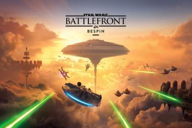 צפו בטריילר ההשקה של הרחבת Bespin ל-Star Wars: Battlefront