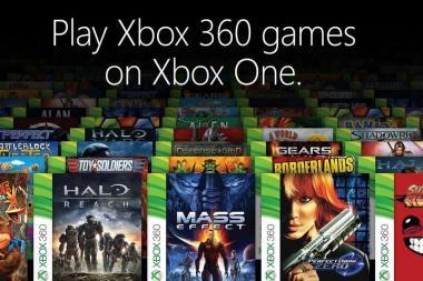 משחקים נוספים מתווספים לרשימת משחקי התאימות לאחור של Xbox One
