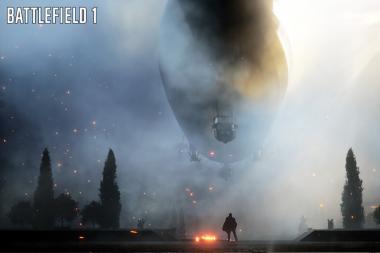 צפו בסיבוב מולטיפלייר ממצב האלפא של Battlefield 1