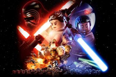 ביקורת - Star Wars: The Force Awakens