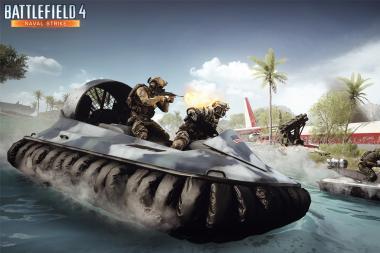 Battlefield 4 - הרחבת Naval Strike זמינה בחינם לכולם