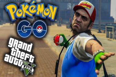 הכירו את מוד ה-Pokemon Go ל-GTA V