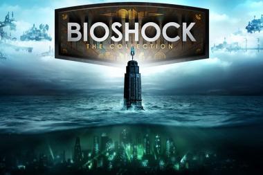 צפו בשיפור הגרפי של BioShock Remaster