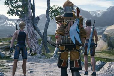 חדשות המובייל - Final Fantasy חוזר עם משחק מובייל חדש