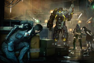נחשפו דרישות המערכת ל-Deus Ex: Mankind Divided