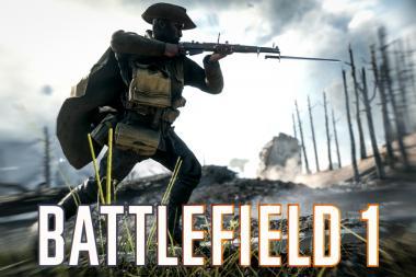 נחשף תאריך ה-Pre Load של Battlefield 1