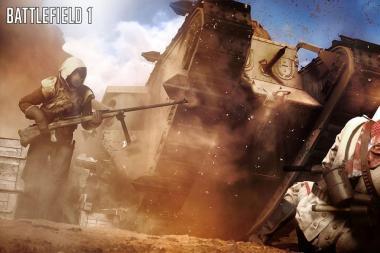 צפו בשידור של מפת המולטיפלייר החדשה של Battlefield 1