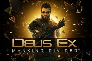 זכו בעותקים למשחק Deus Ex: Mankind Divided