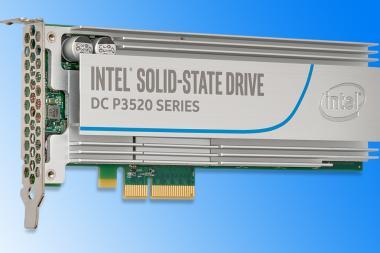 אינטל מכריזה על כונני SSD חדשים