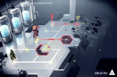 חדשות המובייל - Deus Ex, משחקי יריות וסנייק!