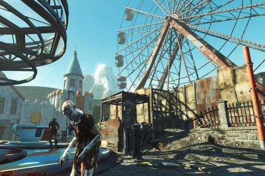 Fallout 4- צפו בטריילר ההשקה להרחבת Nuka - World