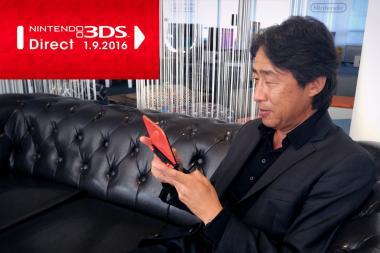 אירוע 3DS Nintendo Direct יתרחש ב-1 בספטמבר