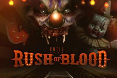 Until Dawn: Rush of Blood יפחיד אתכם ב-VR