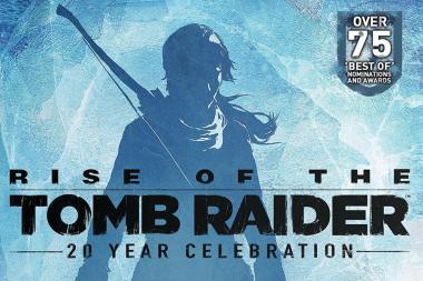 מהדורת חגיגות 20 שנהל-Tomb Raider מקבלת טריילר חדש