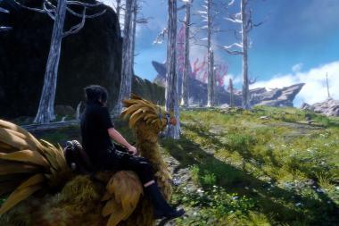 סוני חושפת את קונסולת ה-PS4 Slim בהשראת Final Fantasy XV