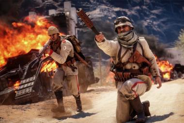 רשימת הנשקים שיהיו ב-Battlefield 1 נחשפה