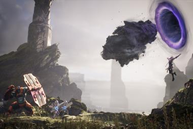 טיזר נוסף של Paragon מציג את היכולות של ה-PS4 Pro
