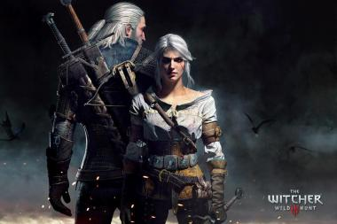 The Witcher 3: Wild Hunt �� ����� ������ 4K �� �-PS4 Pro