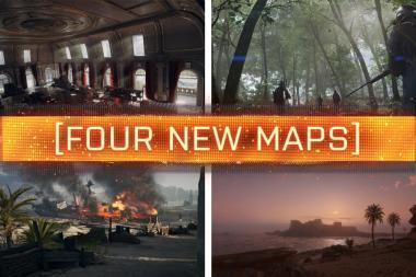 נחשפו המפות ומצבי המשחק שיהיו זמינים בהשקת Battlefield 1