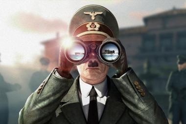 ���� ������ ������� ���� Sniper Elite 4