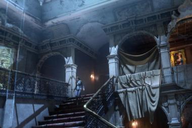 צפו בטריילר המשחקיות של Rise of the Tomb Raider: Lara's Nightmare