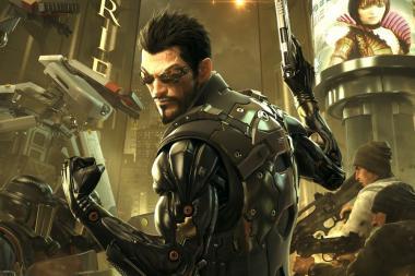 ביקורת - Deus Ex: Mankind Devided
