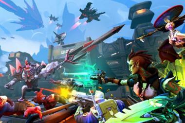 האם Battleborn יהיה Free to Play?
