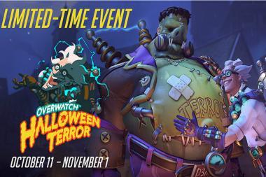 הצטרפו לחגיגת ה-Halloween של Overwatch