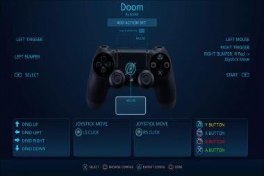 Valve מוסיפה תמיכה בשלטי ה-PS4
