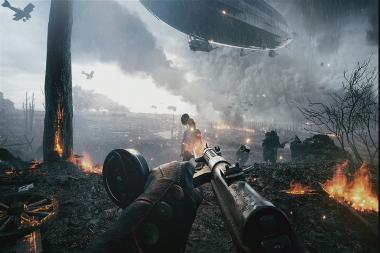 DICE ������ ����� �� 5 ������ ������ �-Battlefield 1