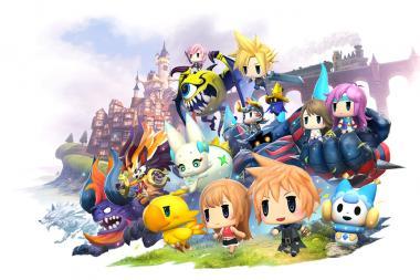 World of Final Fantasy כעת זמין לרכישה עבור PS4 ו-PS Vita