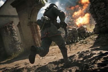 האימפריה הרוסית תגיע ל-Battlefield 1