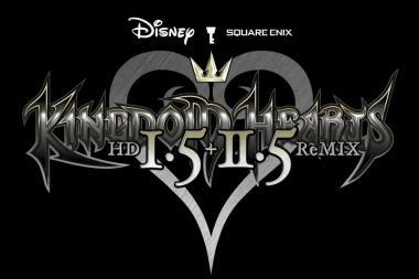 Kingdom Hearts HD 1.5 + 2.5 ReMix הוכרזו ל-PS4